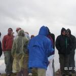 גשם בשמורת ביוגרד