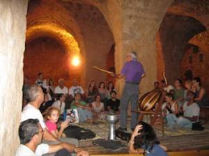 סיור תרבותי ושקיעה